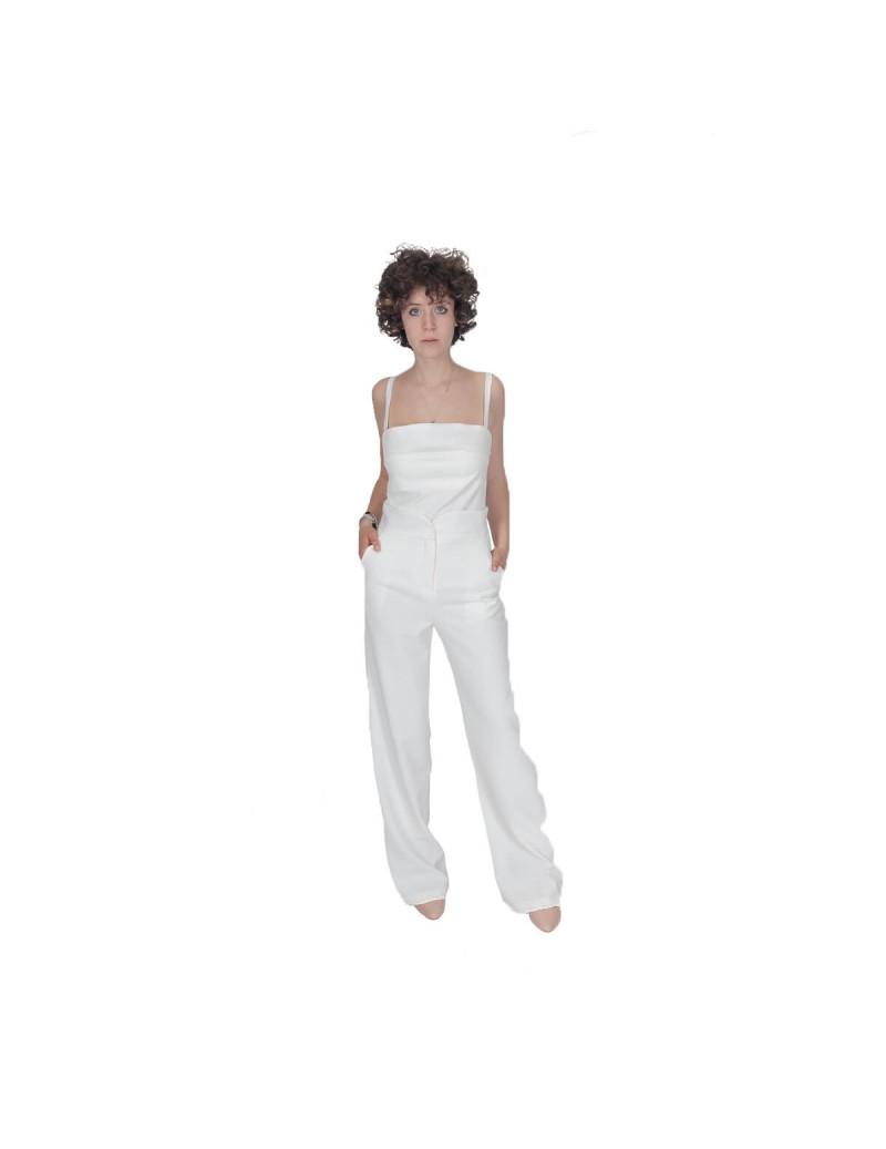 Pantalon Taille Haute Alice